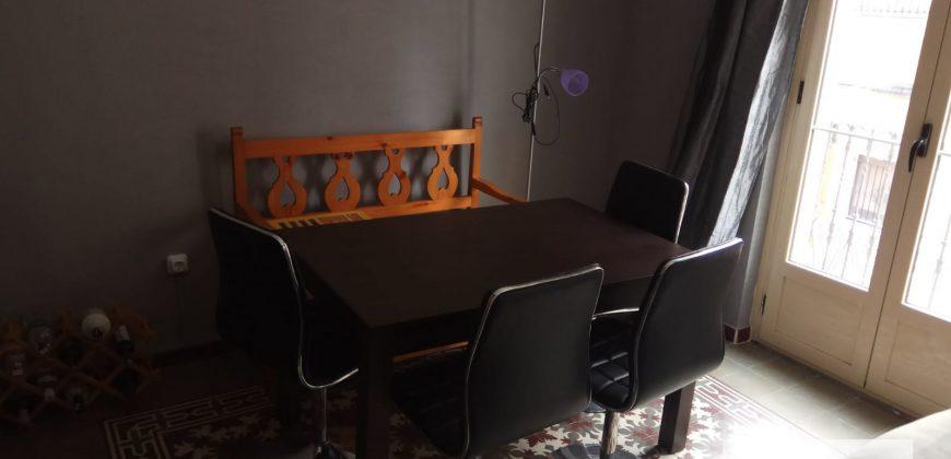 AMPLIA CASA DE PUEBLO EN SAN JUAN DE ALICANTE
